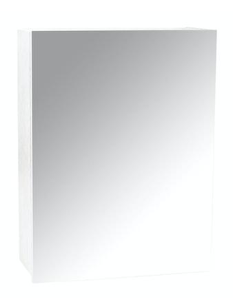 Шкаф-зеркало Cello Napoli 50, белый