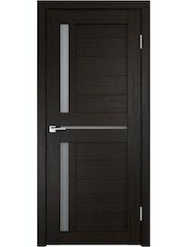 Дверное полотно ДО Duplex 3 Венге, 600 х 2000 мм