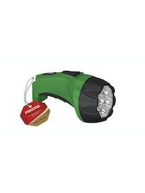 Фонарь аккумуляторный Рекорд РМ-0107 Green