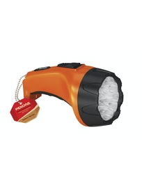 Фонарь аккумуляторный Рекорд РМ-0115 Orange