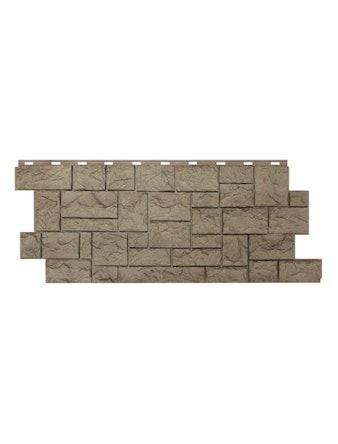 Фасадная панель Nordside Северный камень, песочная