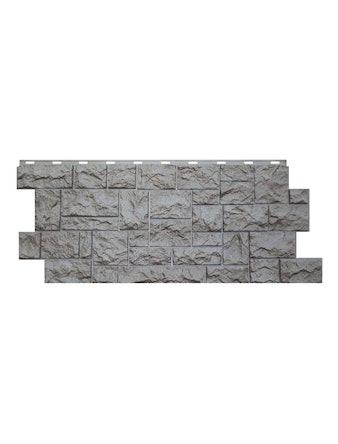 Фасадная панель Nordside Северный камень, серая
