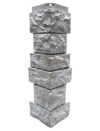 Сборный угол Nordside Северный камень, серый