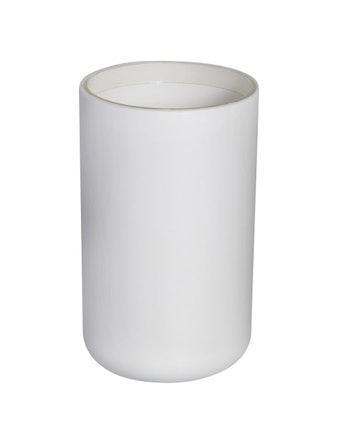 Стаканчик Vanstore Plastic white, Н=10,5 см