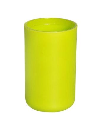 Стаканчик Vanstore Plastic green, Н=10,5 см