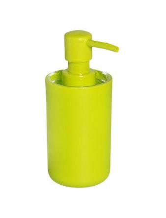 Дозатор для жидкого мыла Vanstore Plastic green, 300 мл