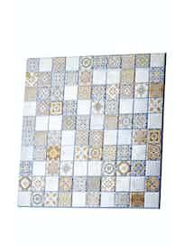 Напольная плитка Орнелла 5032-0200, 30 х 30 см, синий