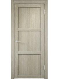 Дверное полотно Verda Баден 01, Дуб Дымчатый, 800 х 2000 мм