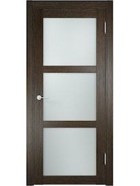 Дверное полотно Verda Баден 02, Дуб Табачный, 600 х 2000 мм