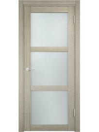 Дверное полотно Verda Баден 02, Дуб Дымчатый, 800 х 2000 мм