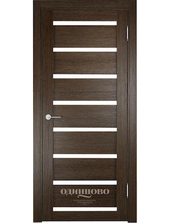 Дверное полотно Verda Мюнхен 05 700, дуб табак, 700 х 35 х 2000 мм