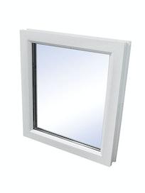 Окно ПВХ WHS, глухое, 600 х 600 мм