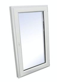 Окно одностворчатое ПВХ WHS, правое, поворотное, 1160 х 720 мм