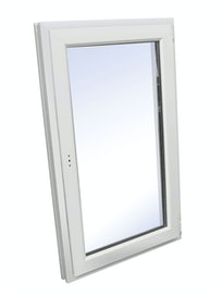 Окно одностворчатое ПВХ WHS, поворотное, 1200 х 600 мм
