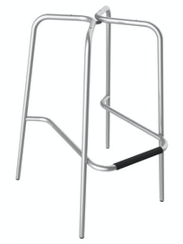 Каркас барного стула Sheffilton SHT-S29, хром