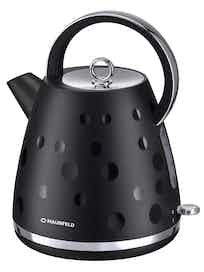 Чайник электрический Maunfeld MFK-647BK, 2200 Вт, 1,7 л