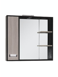 Шкаф-зеркало Goodiy Поло 75, 15 х 75 х 71 см