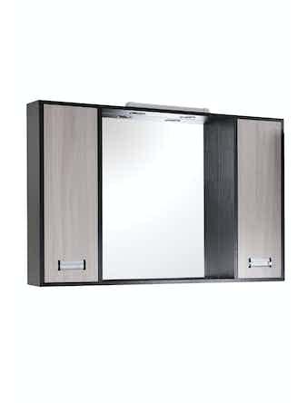 Шкаф-зеркало Goodiy Поло 105, 15 х 105 х 71 см