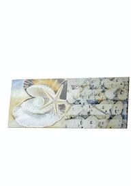 Декор Caliza Beige Mare 1, 20,1 х 50,5 см