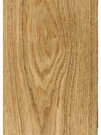 Доска паркетная AmberWood Дуб Бесцветный, 1-полосная, 14 мм
