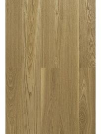 Доска паркетная Amber Wood Ясень бесцвестный, 1-полосная, 14 мм