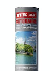 Фотопанно OVK Design Париж 230284, 250 х 130 см