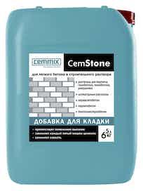 Добавка для кладочных растворов Cemmix СemStone, 5 л