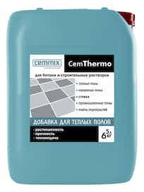 Добавка для теплых полов Cemmix CemThermo, 5 л