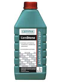 Добавка для кладочных растворов Cemmix СemStone, 1 л