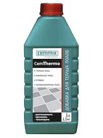 Добавка для теплых полов Cemmix CemThermo, 1 л