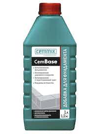 Добавка для фундамента Cemmix CemBase, 1 л
