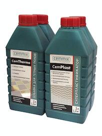 Набор добавок для бетона и строительных растворов Cemmix