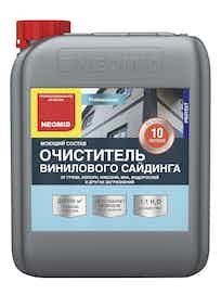 Очиститель сайдинга Neomid, концентрат 1:1, 5 кг