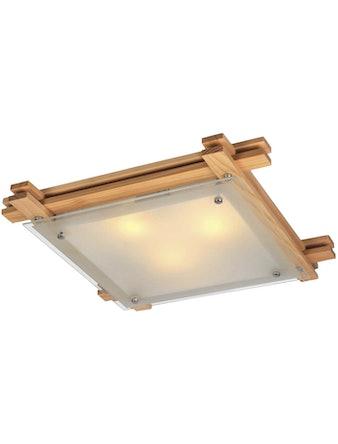 Светильник настенно-потолочный Arte Archimede A6460PL-3BR