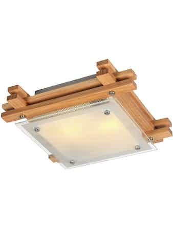 Светильник настенно-потолочный Arte Archimede A6460PL-2BR