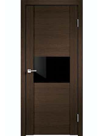 Дверное полотно ДО Modern 1 Мокка, 800 х 2000 мм