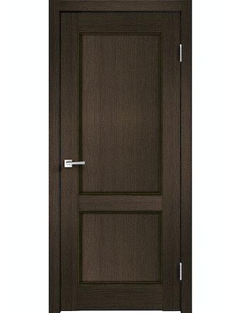 Дверное полотно ДГ Classico 2P Мокка, 800 х 2000