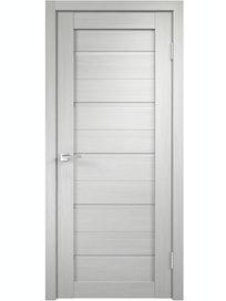 Дверное полотно ДГ Duplex Дуб беленый, 600 х 2000 мм