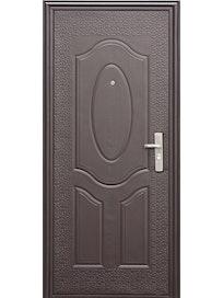 Дверь металлическая Эконом Е40М 960L, 960 х 2050 мм