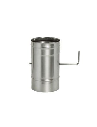 Задвижка без/изоляции на трубу, диаметр диметр120мм