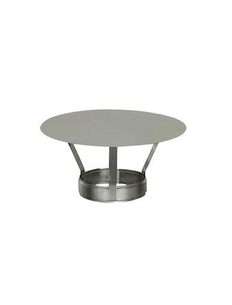 Зонт без/изоляции на трубу, диаметр 115 мм