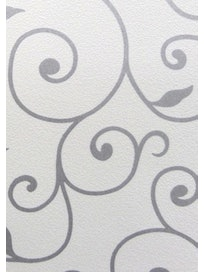 Виниловые обои ИПА Руно 4195-00, 1,06 х 10 м, белые