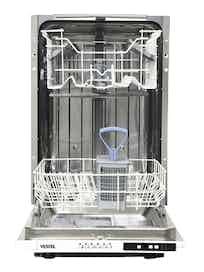 Машина посудомоечная Vestel VDWBI 4522 45 см, встраиваемая