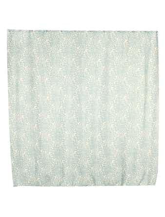 Штора для ванной Verran Petal blue, 180 х 180 см