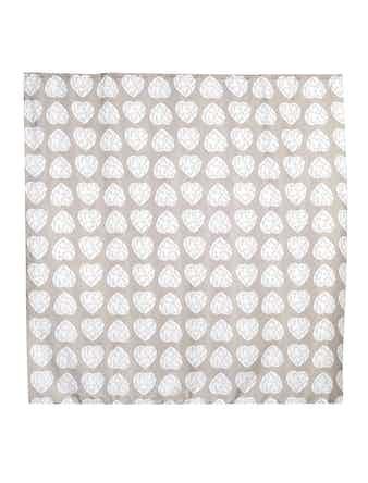 Занавеска для ванной Verran Hearts 631-02, 180 х 180 см