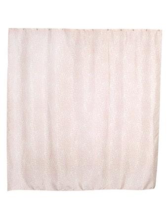 Штора для ванной Verran Petal pink, 180 х 180 см