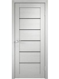 Дверное полотно ДО Linea 1 Дуб беленый, 700 х 2000 мм