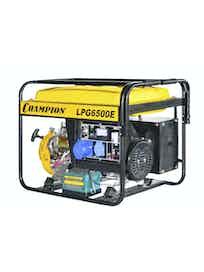 Генератор CHAMPION LPG6500E бенз.+газ