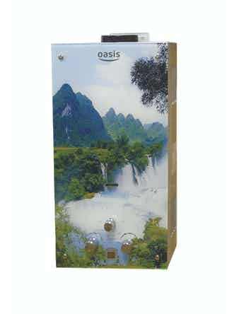 Водонагреватель газовый Оазис Glass 20 VG