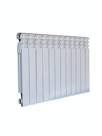 Радиатор биметаллический Halsen B 500/80, 12 секций
